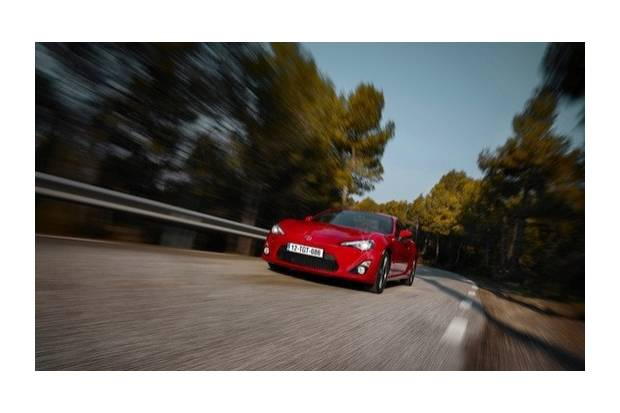 Vídeo: Toyota GT 86, dinámica de conducción