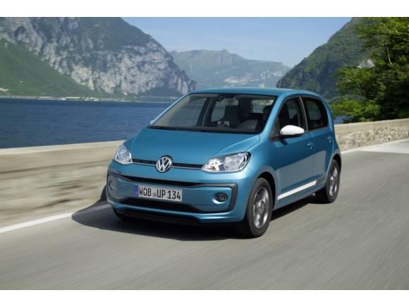 Llega el nuevo Volkswagen up! con un precio desde 11.910 euros