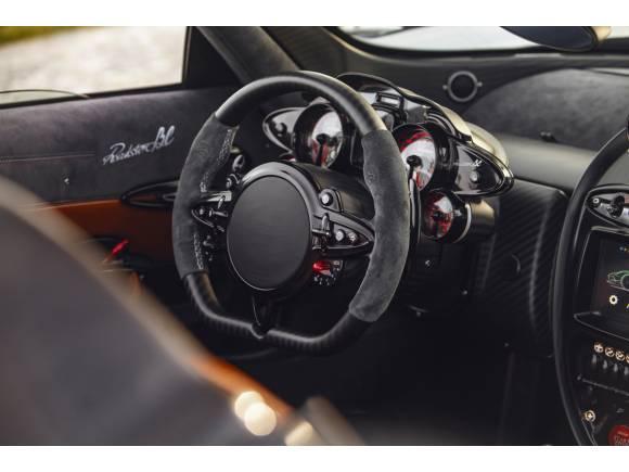 Nuevo Pagani Huayra Roadster BC, llega a los 800 CV