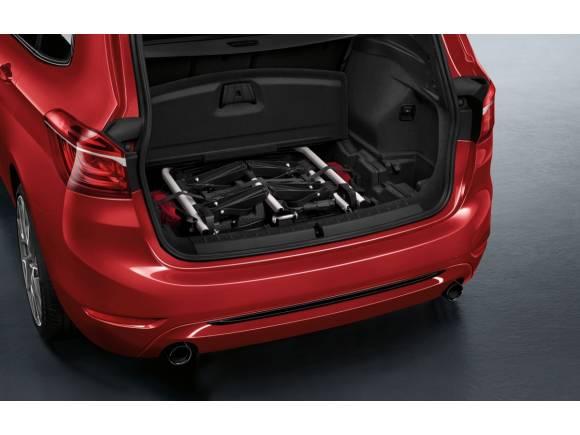 BMW Serie 2 Gran Tourer, monovolumen premium de 7 plazas