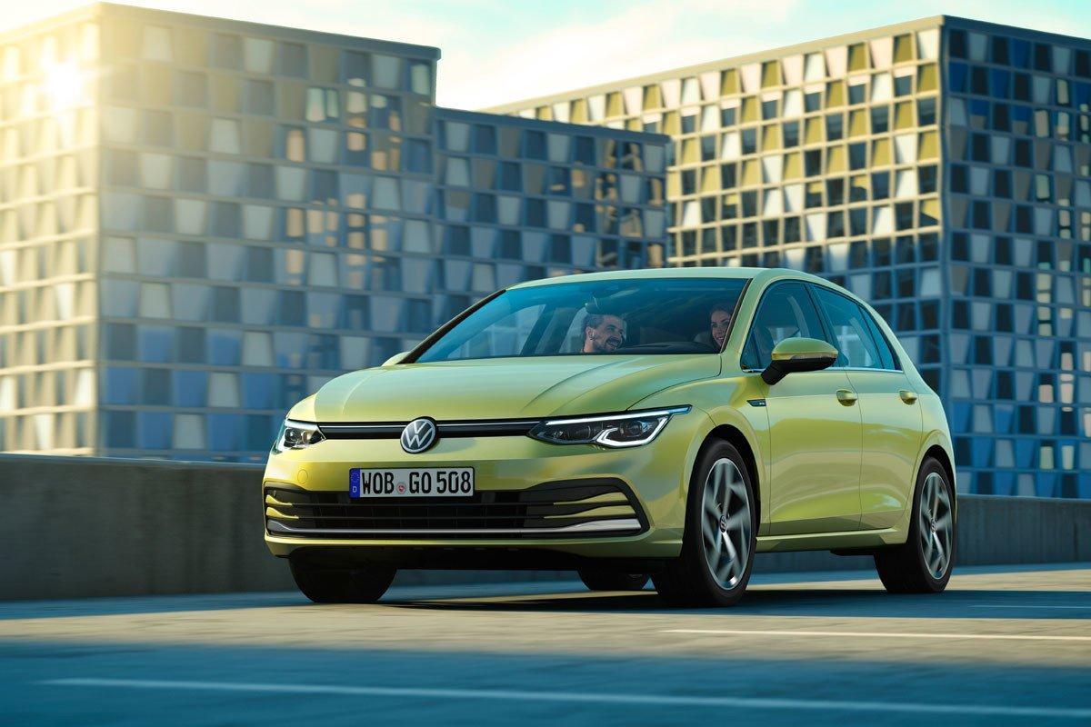 Nuevo Volkswagen Golf 2020