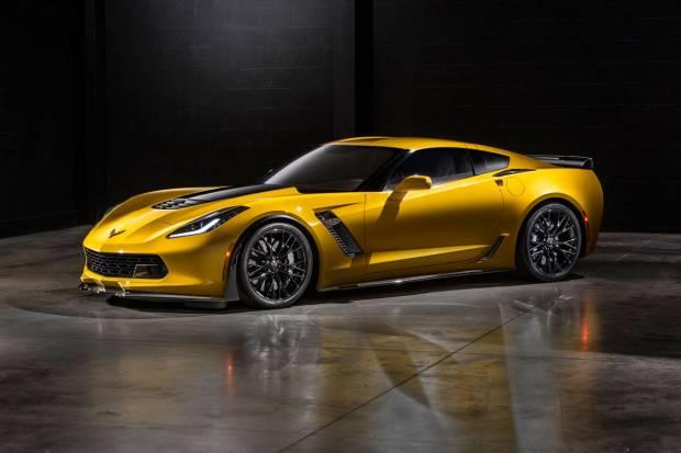 625 caballos para el nuevo Chevrolet Corvette Z06