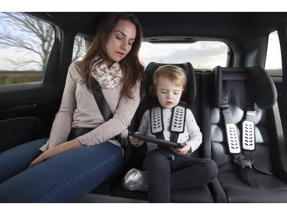 ¡Ojo! con la sillas infantiles para el coche: un 25% son malas