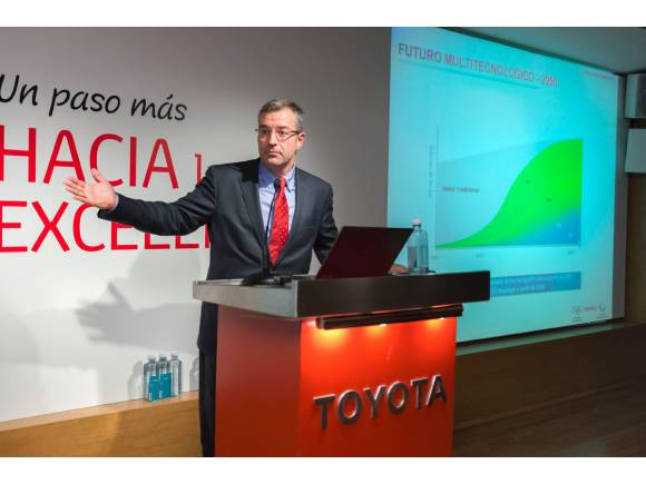 Más de la mitad de las ventas de Toyota en España son híbridos