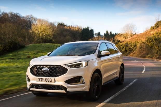 Nuevo Ford Edge, mejorado para 2019