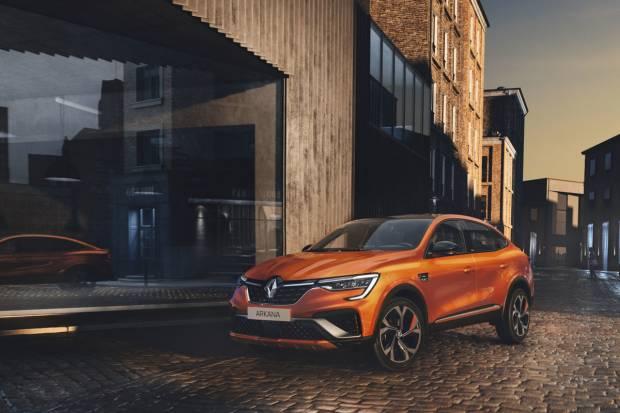 Renault Arkana: el primer SUV coupé de Renault llegará en 2021