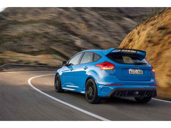 Ford Focus RS: Renace el mito