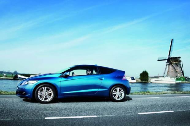 Precios del Honda CR-Z