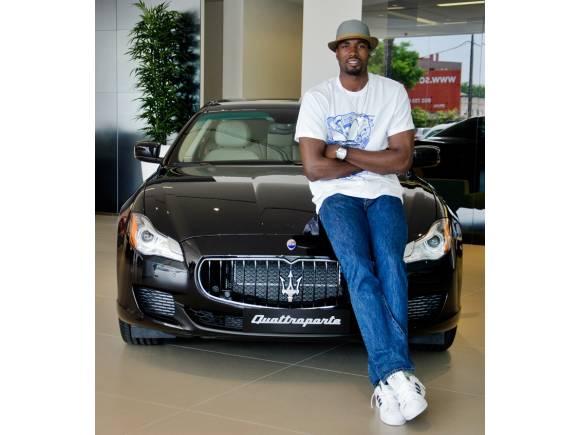 Maserati Quattroporte GTS: El coche de Serge Ibaka