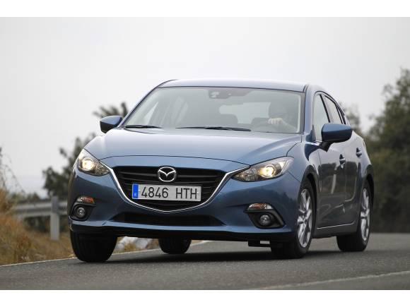 Prueba: Mazda 3 2.0 Skyactiv, ¿y por qué no un gasolina?