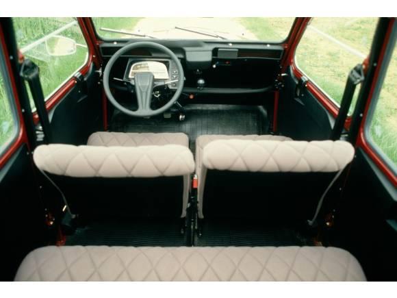 40 años del icónico Citroën 2 CV Charleston