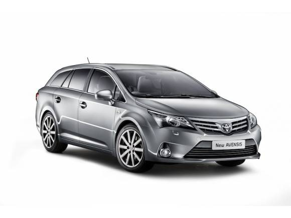 Prueba: nuevo Toyota Avensis 2012