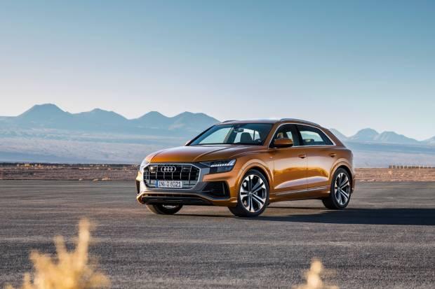 Nuevos motores V6 para el Audi Q8