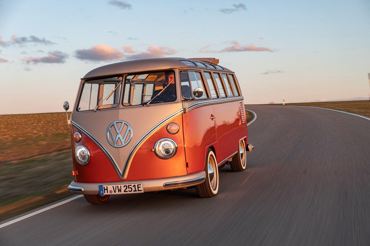 Volkswagen e-Bulli