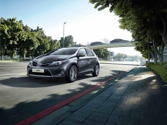 Gama Toyota Auris 2014, con nuevo acabado Feel! y más equipamiento