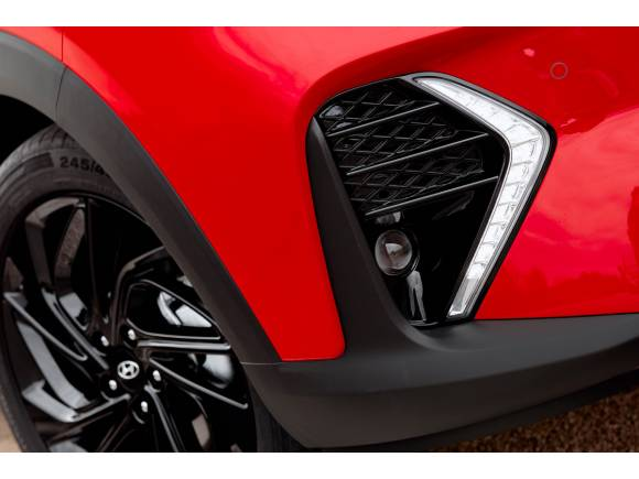 El Hyundai Tucson se une a la gama deportiva N-Line