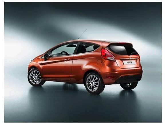 Nuevo Ford Fiesta: cambio de imagen y motor EcoBoost 1.0