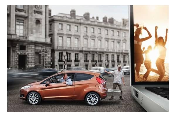 nuevo ford fiesta  cambio de imagen y motor ecoboost 1 0