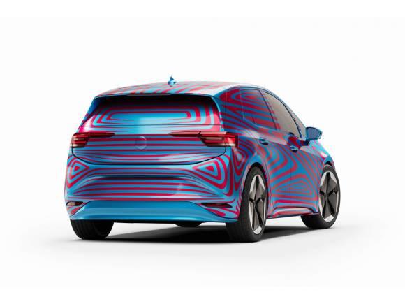 Se abren las reservas del nuevo Volkswagen ID.3: 100 % eléctrico