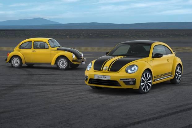 Volkswagen presentará el nuevo Beetle GSR en Chicago