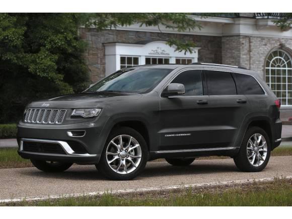 Nuevo Jeep Grand Cherokee serie especial Summit Platinum