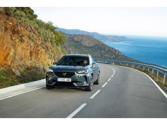 Prueba del Cupra Formentor e-Hybrid: precio y opinión del híbrido enchufable