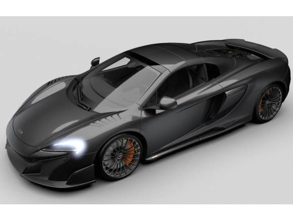 McLaren 675LT Spider Carbon Edition
