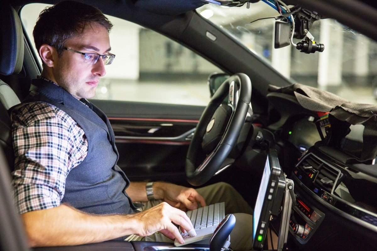 BMW en el CES