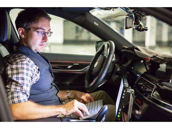 BMW en el CES de Las Vegas: conducción autónoma y realidad aumentada