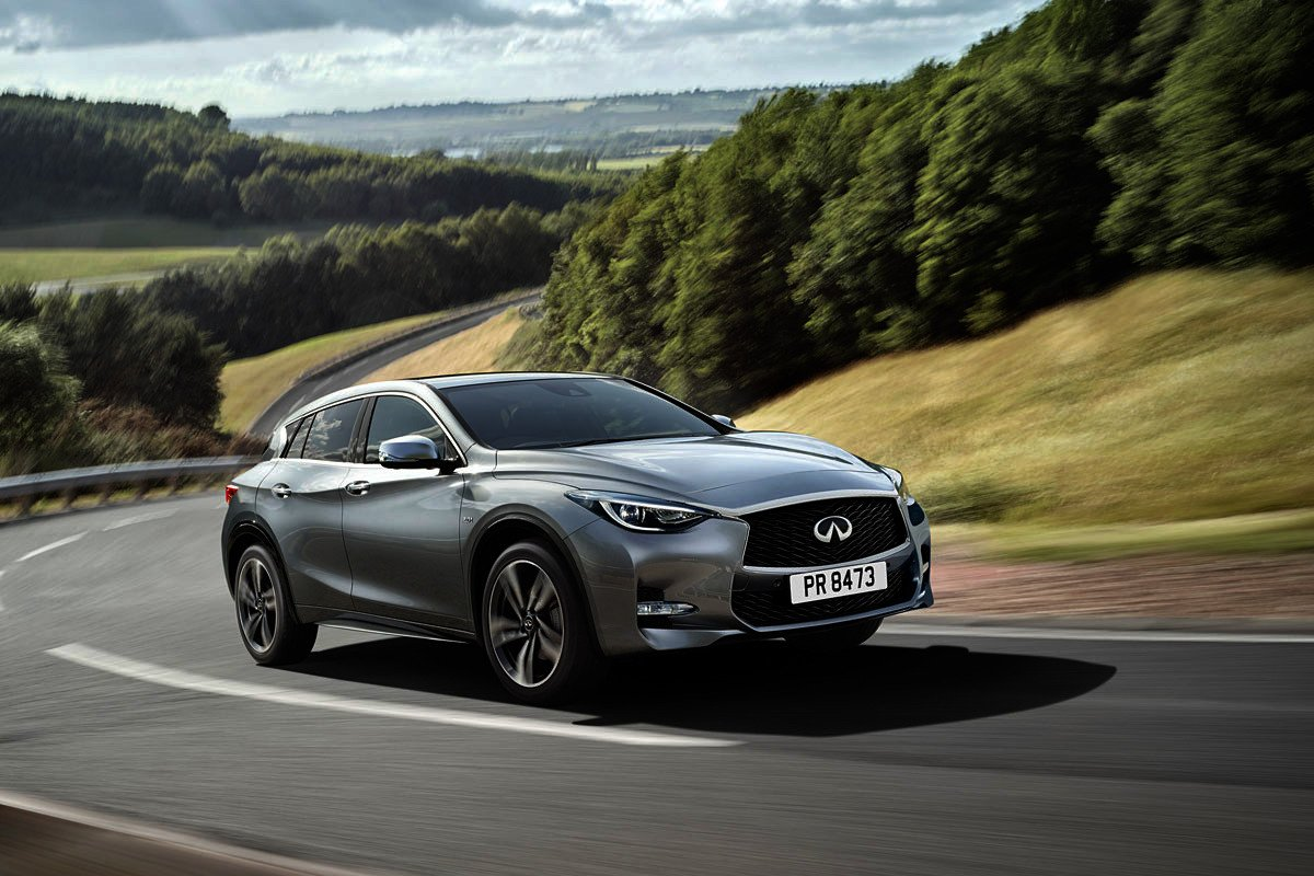 2021 Infiniti Q30 Price and Review