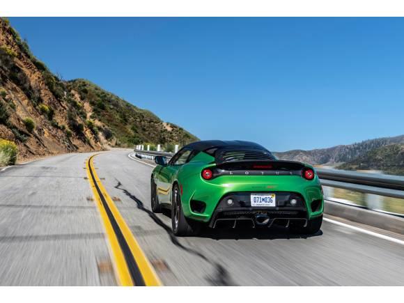 Nuevo Lotus Evora GT 2020, más potencia para el coupé
