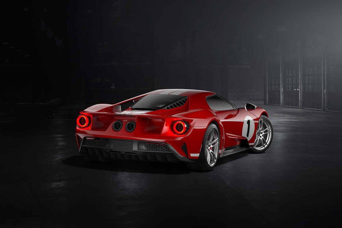 Ford GT ´67 Heritage edition