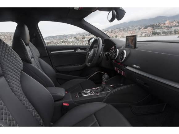 Audi S3 Sedan, el deportivo con maletero