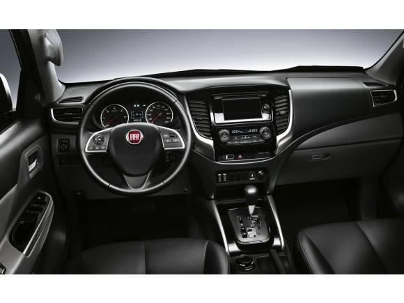 Salón de Dubai: Fiat estrena el pick-up Fullback
