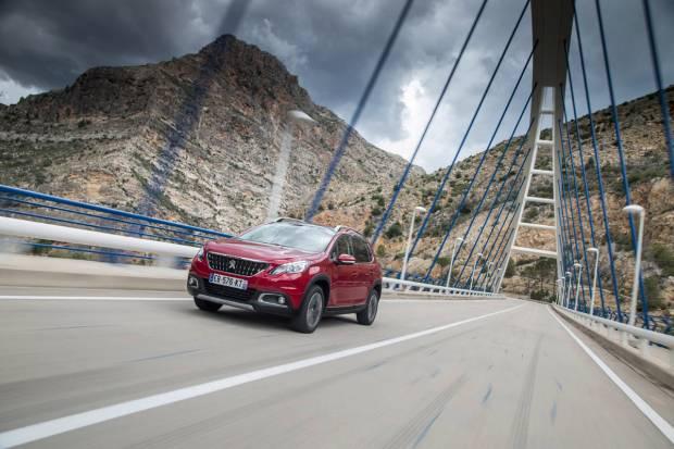 Gama SUV de Peugeot: 2008, el aventurero