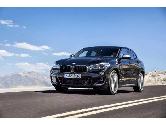 Llega el BMW X2 M35i, el tope de gama