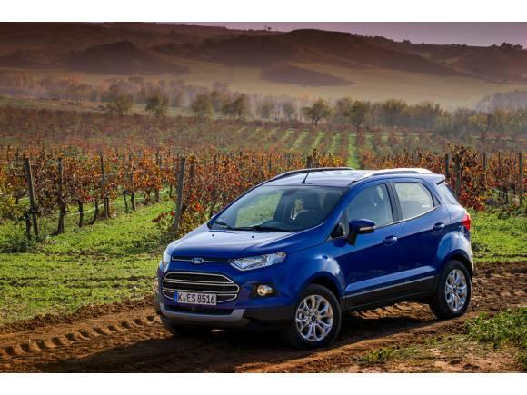 Qué SUV pequeño compro: Llega el nuevo Ford Ecosport