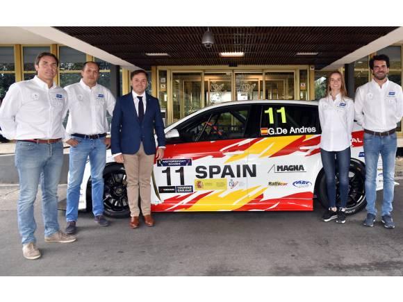 España participa en los FIA Motorsport Games 2019