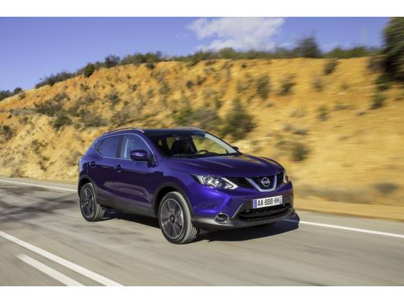 Prueba: nuevo Nissan Qashqai 2014
