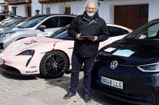 Fallece José Ramón Oller, un grande del mundo del motor