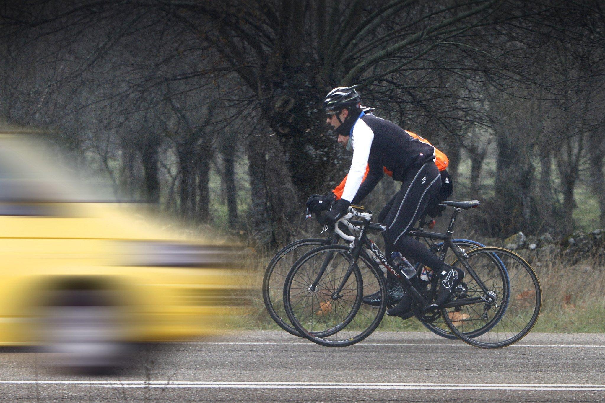 accidentes trafico ciclistas