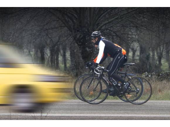 Medidas del Gobierno y la DGT para reducir los accidentes con ciclistas