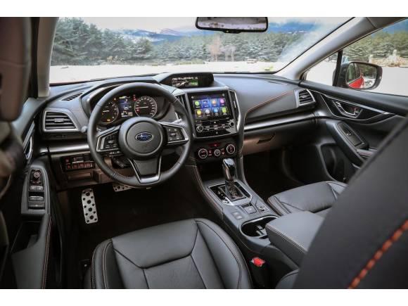 El Subaru XV estrena versión 1.6 con el acabado más alto