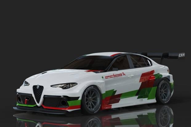 Alfa Romeo Giulia ETCR: el tercer modelo para el campeonato eléctrico