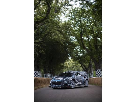 Los secretos del Ford Puma Rally1: el SUV para el Mundial de Rallyes
