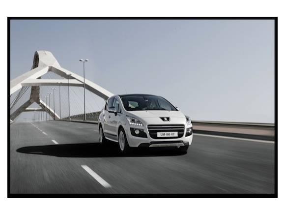 Peugeot 3008 Hybrid4: probamos el primer coche híbrido Diesel
