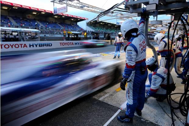 Las cifras de Toyota en las 24 horas de Le Mans