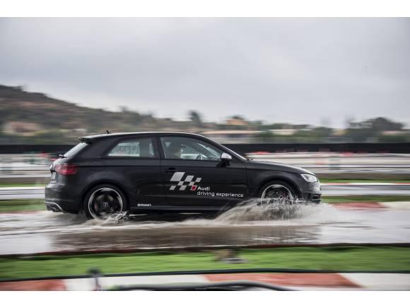 Audi Driving Experience: pistoletazo de salida para los cursos de asfalto