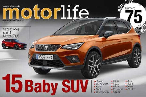 Motorlife 75 analiza el auge de los baby SUV