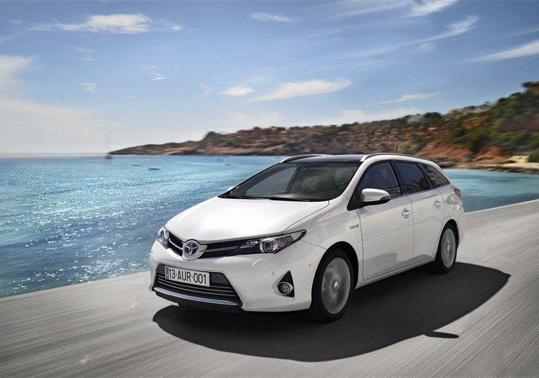 Toyota Hybrid Touring Sports